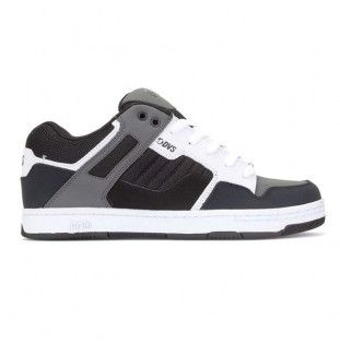 Zapatillas DVS: ENDURO 125 (BLACK GREY NAVY NUBUCK) DVS - 1