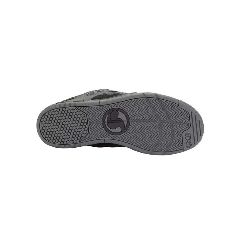 Zapatillas DVS: ENDURO HEIR (BLACK CHARCOAL CAMO NUBUCK)
