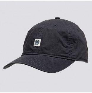 Gorra Element: FLUKY DAD CAP (DARK NAVY)