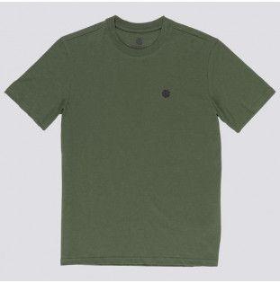 Camiseta Element: CRAIL (ARMY)