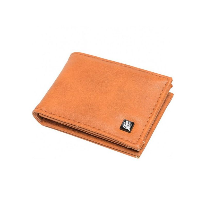 Cartera Element: SEGUR WALLET (RUST BROWN)