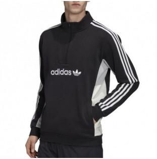 Sudadera Adidas: MOD 14 ZIP (NEGRO)