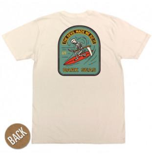 Camiseta Dark Seas: DOOMSDAY (IVORY)
