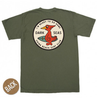 Camiseta Dark Seas: FIREFLY (SAGE)