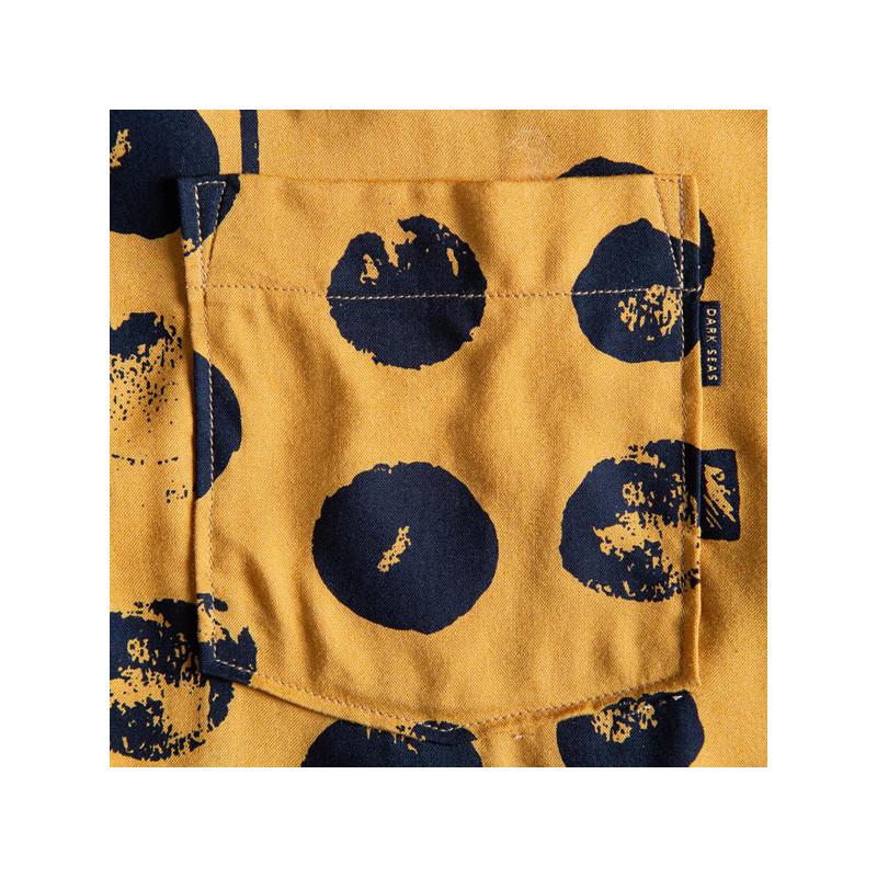 Camisa Dark Seas: BEAR (GOLD)