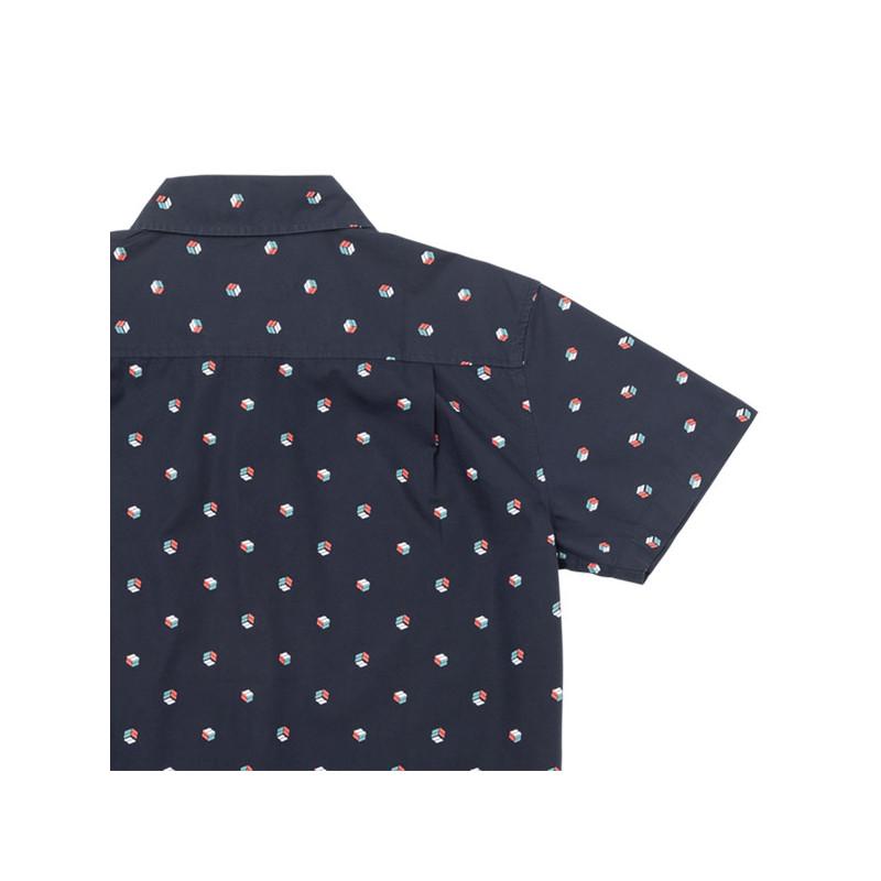 Camisa Dark Seas: MOLOKAI (DARK NAVY)