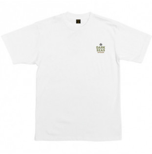 Camiseta Dark Seas: NORMANDY (WHITE)