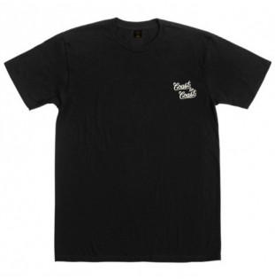 Camiseta Dark Seas: INTERWOVEN (BLACK)