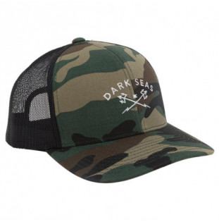 Gorra Dark Seas: MURRE (CAMO BLACK) Dark Seas - 1