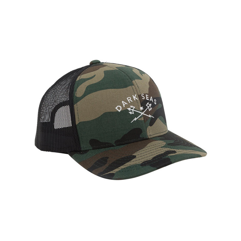 Gorra Dark Seas: MURRE (CAMO BLACK)