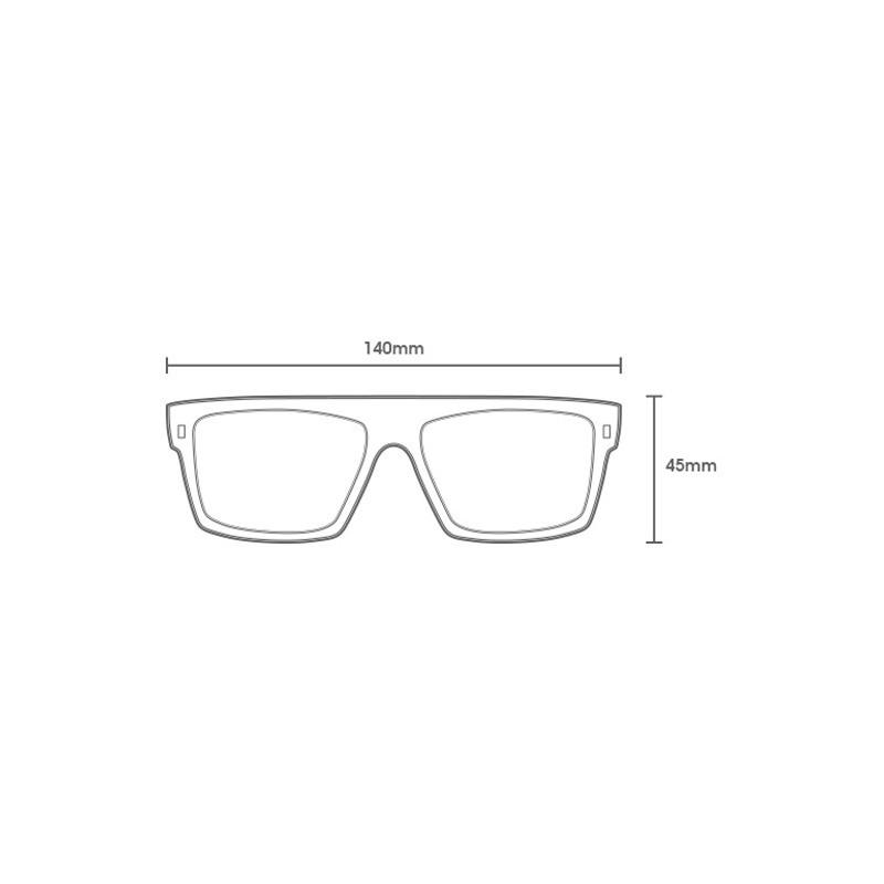 Gafas Carve: WAVEY (Black Polarized 2260 PRP02)
