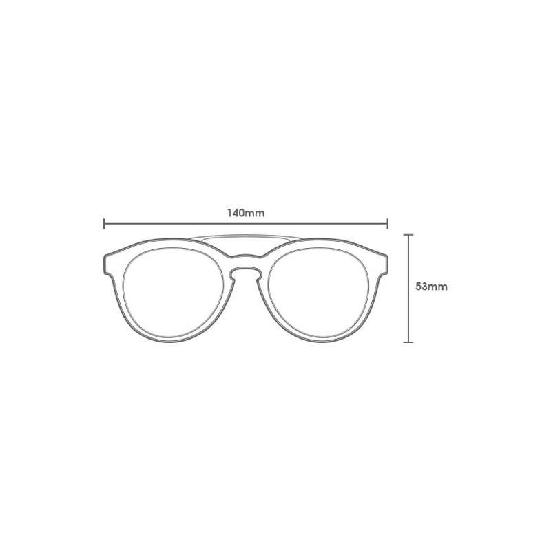 Gafas Carve: SWITCH BACK (Matt Black Pola 2320 PRP01)