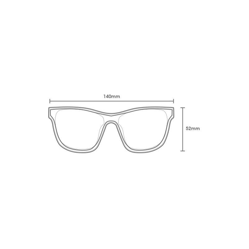 Gafas Carve: GATTACA (Brown Tort Pola 3461 PRP01)