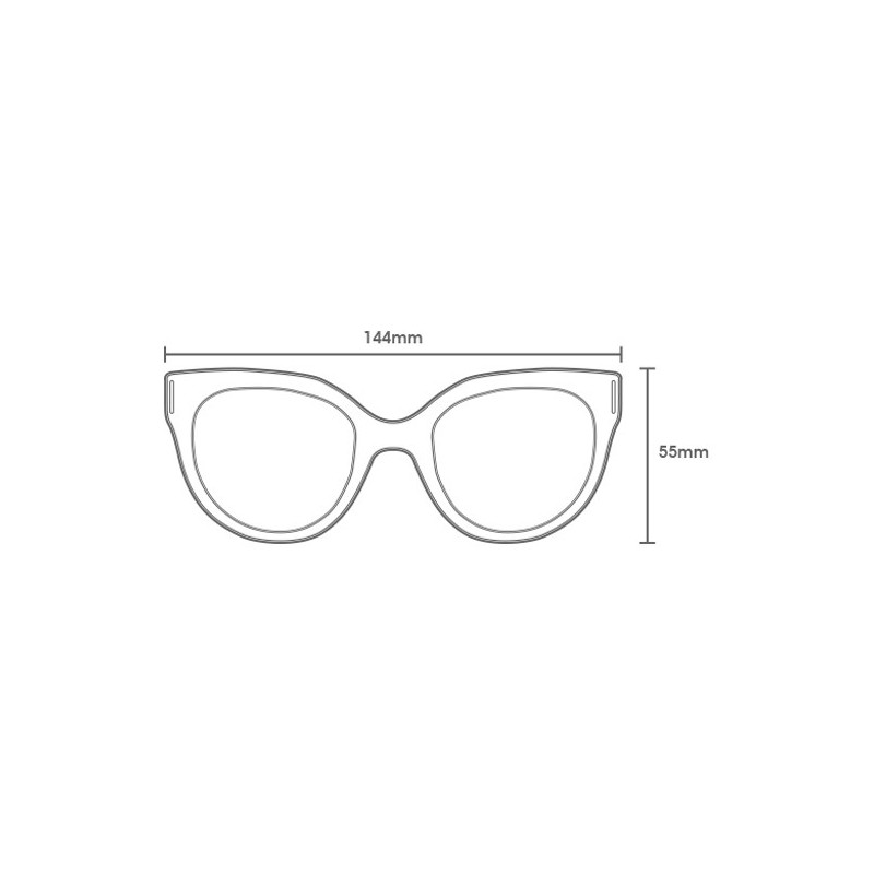 Gafas Carve: VIVIAN (Brown Tort 3311 20049)