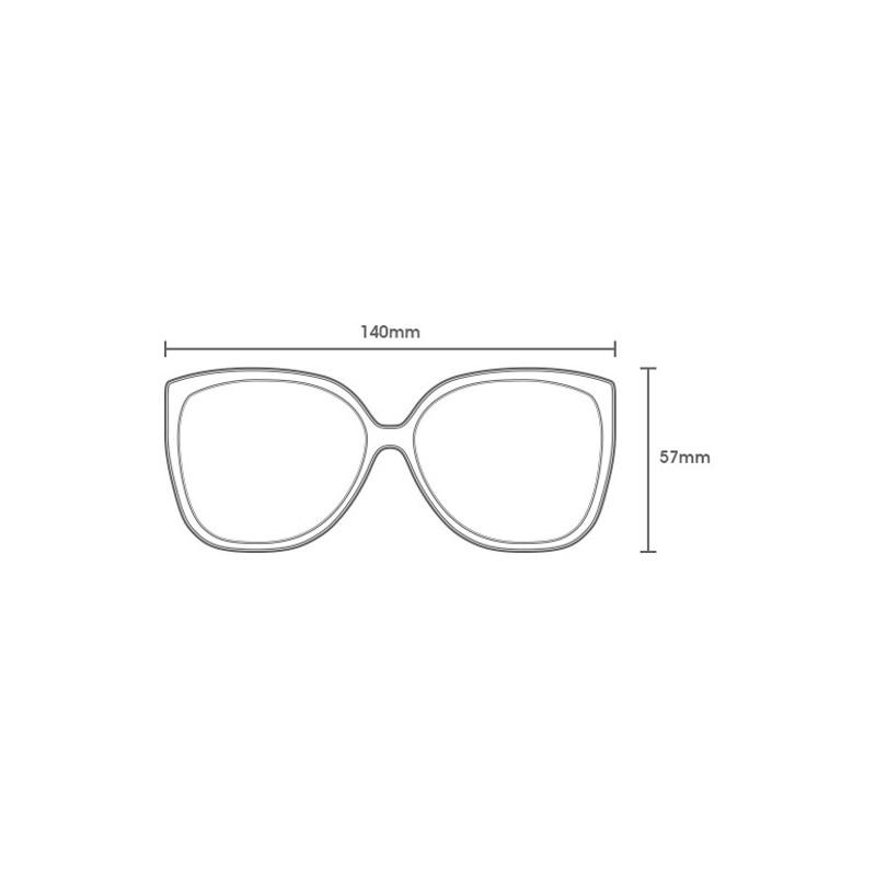 Gafas Carve: SHEREE (Tort 2200 PRP01)