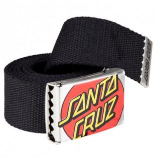 Cinturón Santa Cruz: BELT CROP DOT (BLACK)