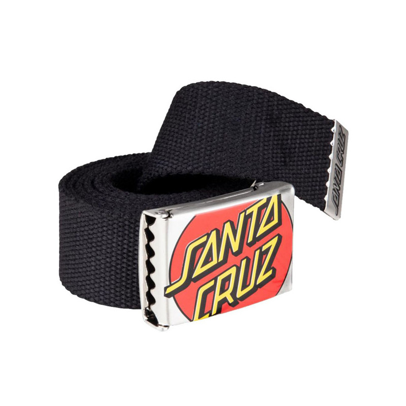 Cinturón Santa Cruz: BELT CROP DOT (BLACK)