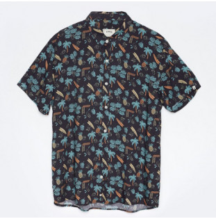 Camisa Tiwel: SUMMER (PIRATE BLACK)