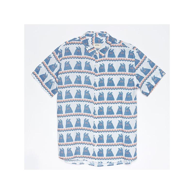 Camisa Tiwel: YEAH (OFF WHITE)