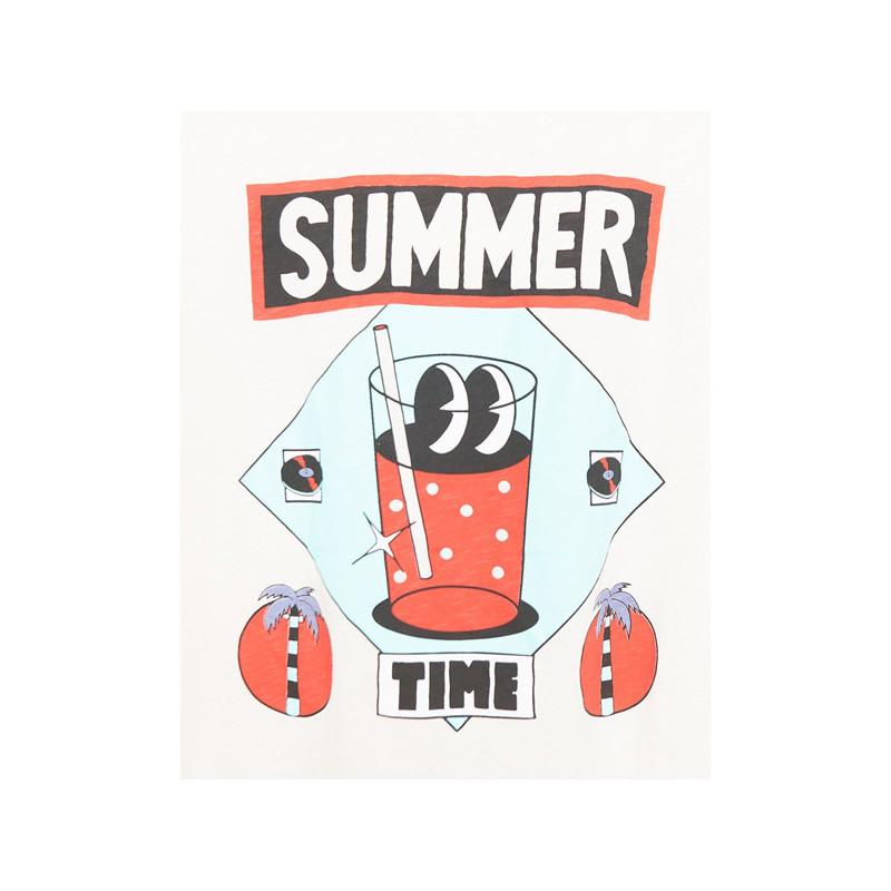 Camiseta Tiwel: SUMMER TIME YEYE WELER (ROSEWATER)