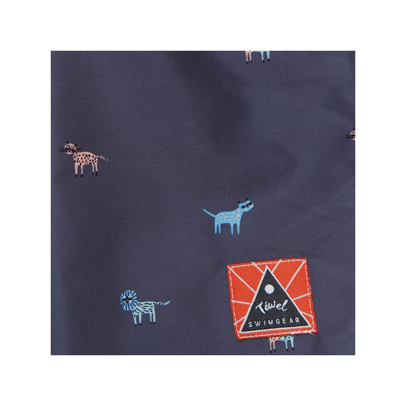Bañador Tiwel: COSTA (DARK BLUE)