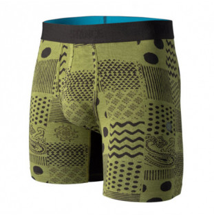 Boxer Stance: POX  BOXER BRIEF (GREEN)
