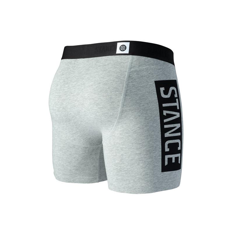 Boxer Stance: OG ST 6in (HEATHER GREY)