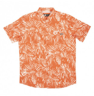 Camisa Salty Crew: Weathered SS UV (Coral) Salty Crew - 1