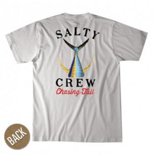 Camiseta Salty Crew: TAILED SS (White) Salty Crew - 1