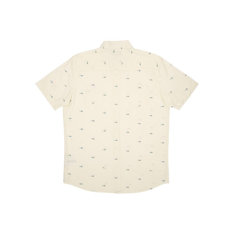 Camisa Salty Crew: Provisions SS (Bone)