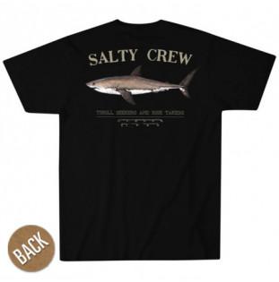 Camiseta Salty Crew: Bruce Premium SS (Black)