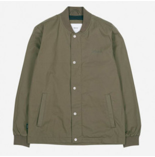 Chaqueta Makia: Course Jacket (Olive)