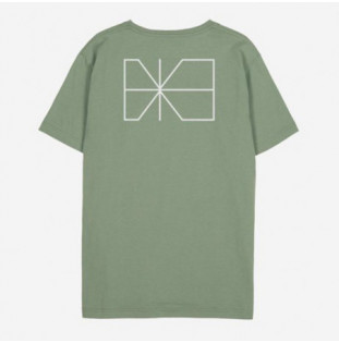 Camiseta Makia: Trim T Shirt (Olive)
