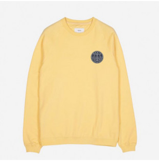 Sudadera Makia: Esker Light Sweatshirt (Yellow)
