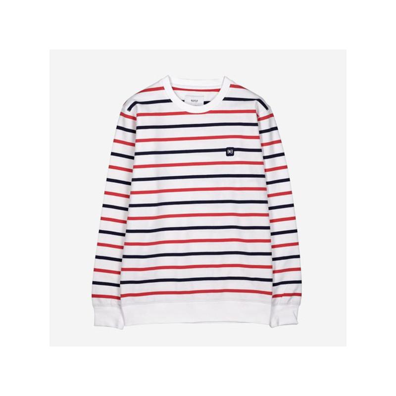 Sudadera Makia: Bowie Light Sweatshirt (Red)