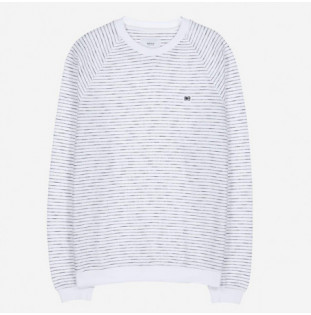 Sudadera Makia: Baxter Light Sweatshirt (White) Makia - 1