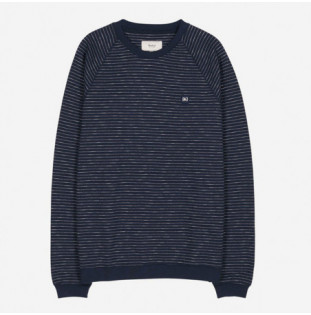 Sudadera Makia: Baxter Light Sweatshirt (Dark Navy) Makia - 1