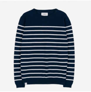 Jersey Makia: Coastal Knit (Dark Navy)