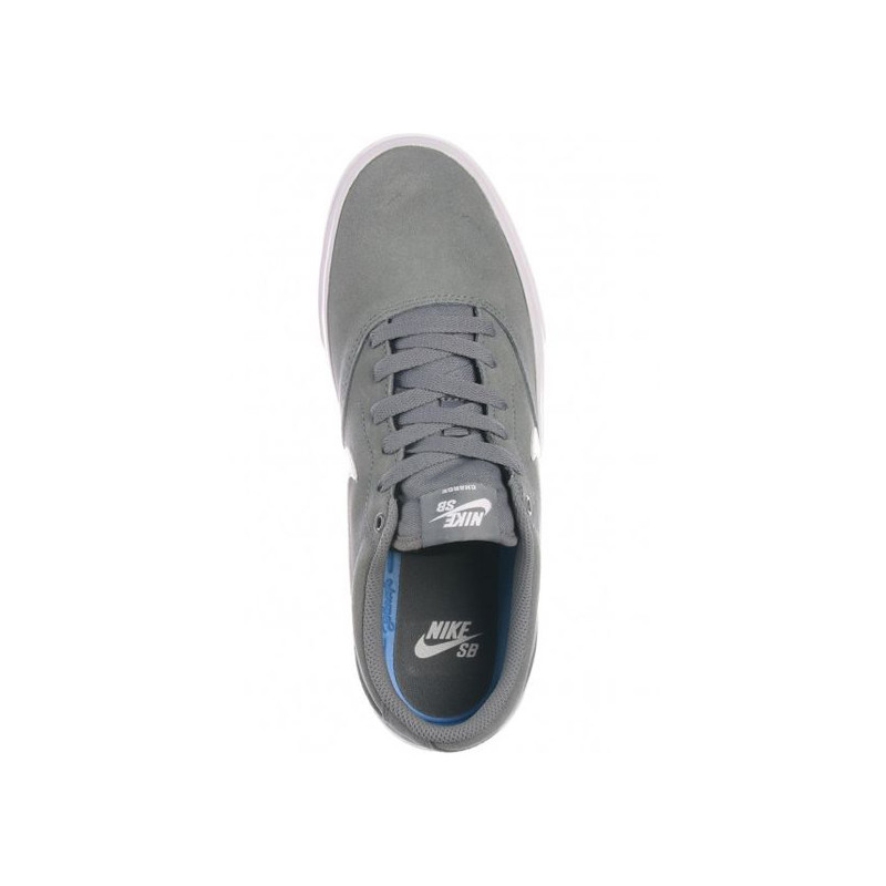Zapatillas Nike: Charge Suede (COOL GREY WHT COOL GREY WHT)