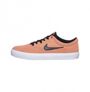 Zapatillas Nike: Charge Suede (TERRA BLUSH BLACK)