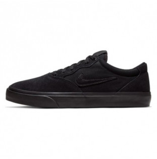 Zapatillas Nike: Chron Solarsoft (BLACK BLACK BLACK BLACK)