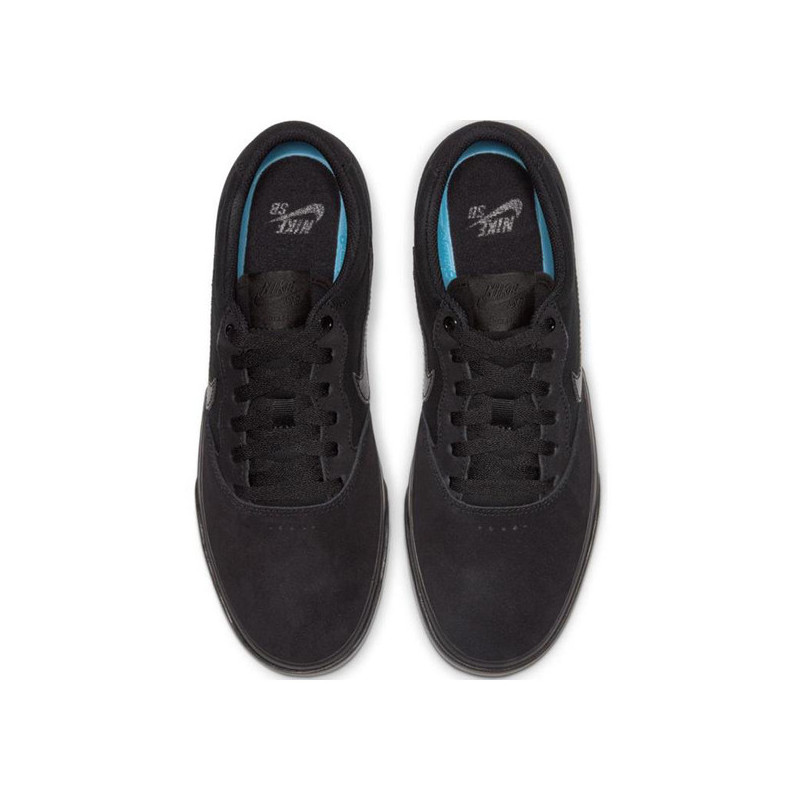 Zapatillas Nike: Chron Solarsoft (BLACK BLACK BLACK BLACK)