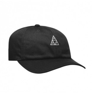 Gorra HUF: ESSENTIALS TT CV HAT (BLACK)