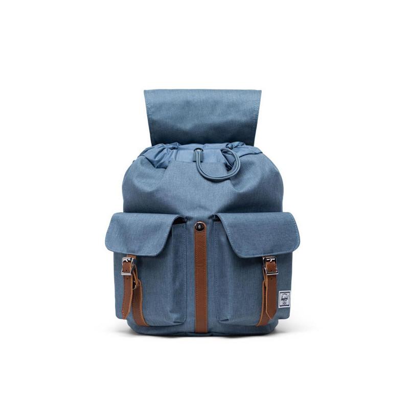 Mochila Herschel: Dawson Small (Blue Mirage Crosshatch)