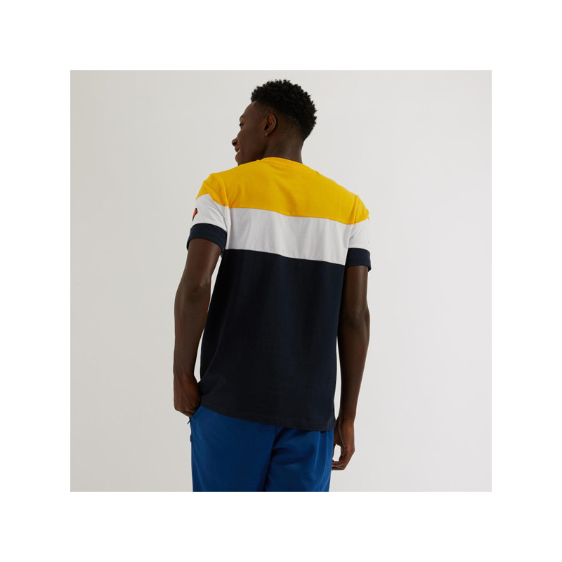 Camiseta Ellesse: PUNTO (Navy Yellow)