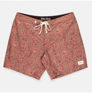 Bañador Rhythm: TRADE WINDS TRUNK (Henna) Rhythm - 1