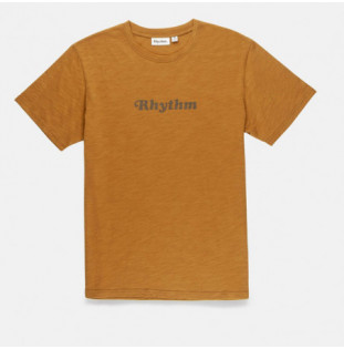 Camiseta Rhythm: CLASSIC T SHIRT (Almond)