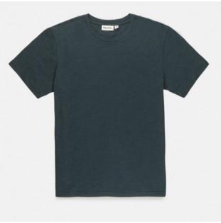 Camiseta Rhythm: BASIC SLUB T SHIRT (Teal)