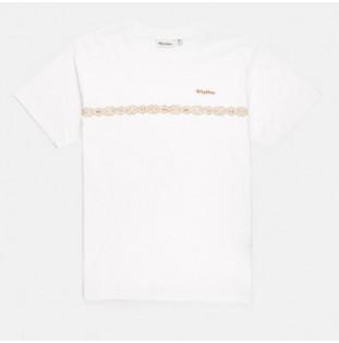 Camiseta Rhythm: ARIZONA T SHIRT (White)