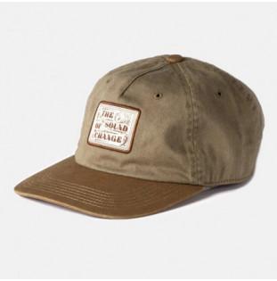 Gorra Rhythm: LABEL CAP (Dried herb)